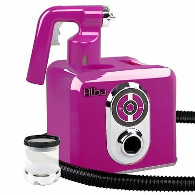 Alba Spray Tan Professional Gun Sunless Pink Tanning Machine Kit