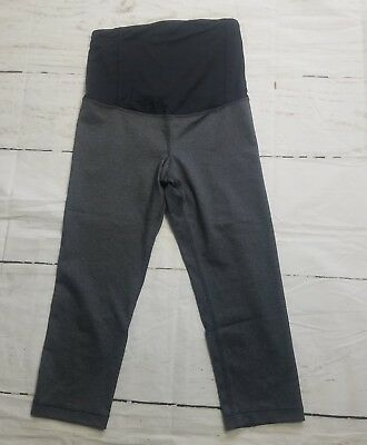 Be Maternity by Ingrid & Isabel Womens Size Small Yoga Gray Pants