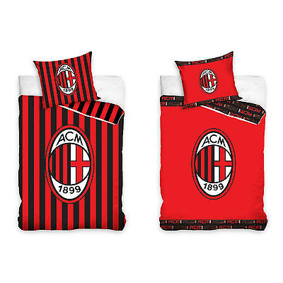 Ac Milan Fc Fußball Bettwäsche Ac Mailand Football Club Milano Bed