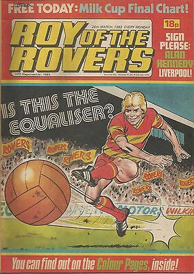Roy Of The Rovers - Comic - 26-03-83 - (028)