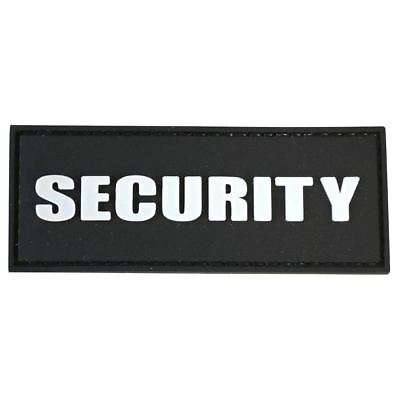 Kombat Pvc Tactical Velcro Security Patch