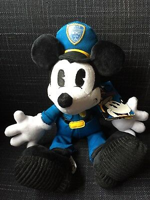 NYPD Mickey Mouse beanie policeman beanie NYC range new with tags