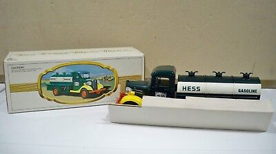 """Vintage 1980 Hess Toy Truck with Original Box """"The First Hess Truck"""""""