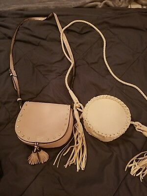 Victoria Secert , Target Blush Purse Lot Canteen and  Satchel