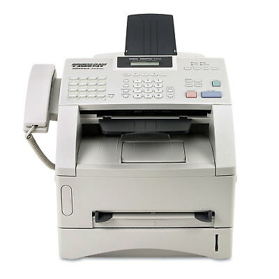 Brother intelliFAX-4100e Business-Class Laser Fax Machine Copy/Fax/Print