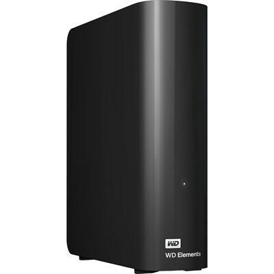 WD Elements WDBWLG0040HBK-EESN 4 TB External Hard Drive