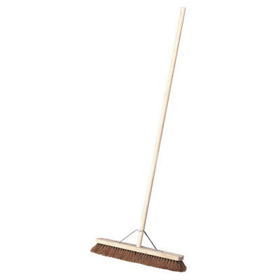 "Sealey BM24S 24""(600mm) Broom Soft Bristle"