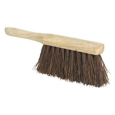 "Sealey BM25H 11""(280mm) Hard Bristle Hand Brush"