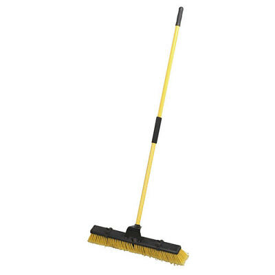 "Sealey BM24HX 24""(600mm) Bulldozer Yard Broom"
