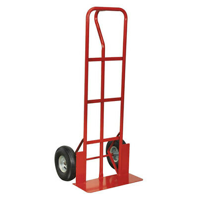 Sealey CST988 Sack Truck with 250 x 90mm Pneumatic Tyres 250kg Capacity