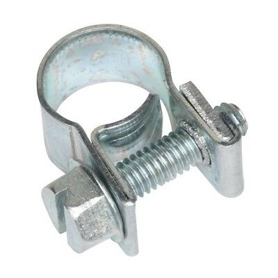 Sealey MHC810 Mini Hose Clip 8-10mm Pack of 30