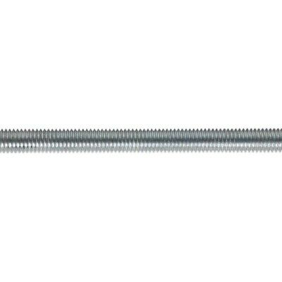 Sealey STUD8 Studding M8 x 1 Metre Zinc DIN 975 Pack of 5