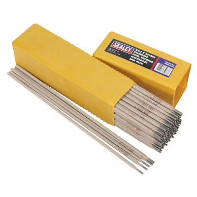 Sealey WESS5032 Diameter 3.2 x 350mm Stainless Steel Welding Electrodes 5kg Pack