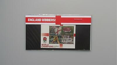 "G.B Presentation Pack ""England Winners"" Pk No.M 9B 19/12/03"