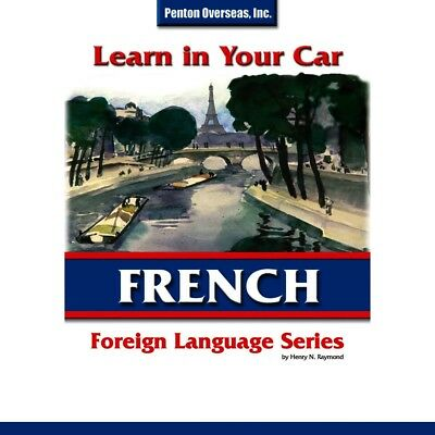 Learn In Your Car - Learn French - 106 Lessons Digital Download Language Course