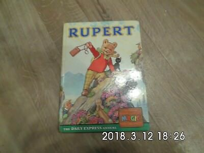 Vintage 1964 Rupert Annual VGC Price Unclipped