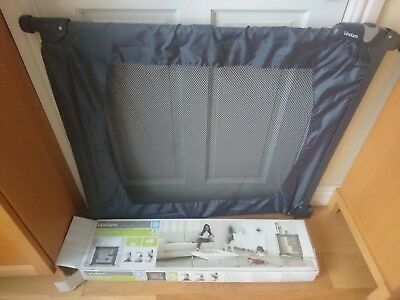 lindam flexiguard extendable stairgate for home or travel excellent condition