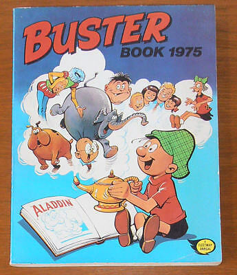 BUSTER Annual 1975 - like Whizzer and Chips Whoopee Valiant