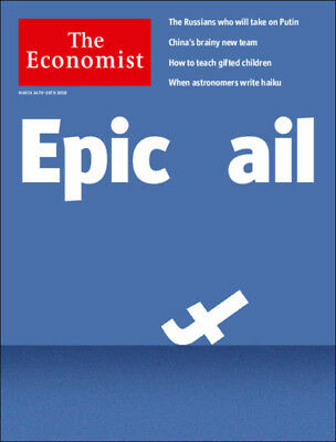 The Economist March 24th - March 30th 2018