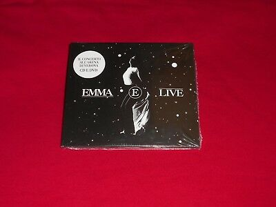 E Live -Cd+Dvd- CD Emma