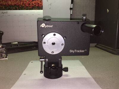 Ioptron SkyTracker Camera Mount #3302B with , polar scope and case