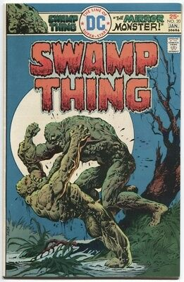 Swamp Thing (1973) #20 9.0 Vf/nm Nestor Redondo Art