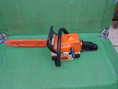 sthil petrol chainsaw
