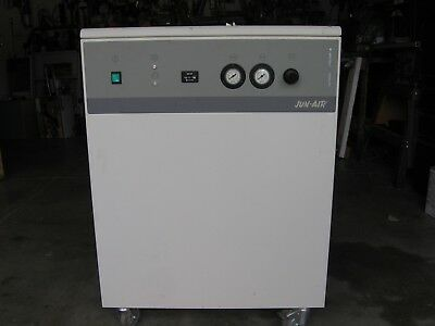 Jun-air compressor 2000-40m, Very good condition, 5451 hrs, plug in ready!