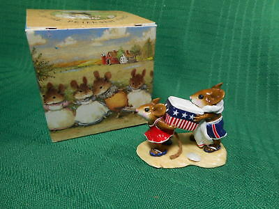 Wee Forest Folk  Cooler Kids  Red White and Blue  M-294