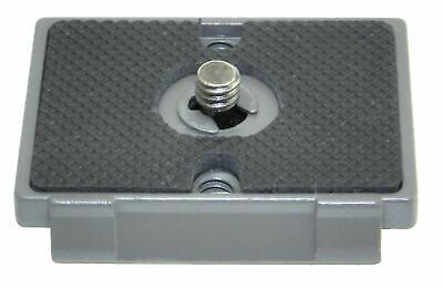 Quick Release Plate for Bogen Manfrotto 3157N Tripod Head