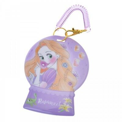 New Disney Store Japan Pass Case Rapunzel charming From Japan F/S