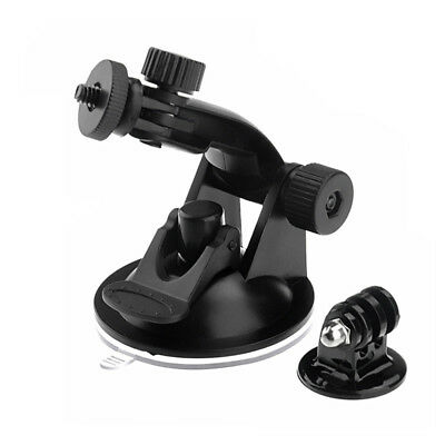 For Gopro Accessories Suction Cup Mount tripod Adapter Gopro Hero 4/3/2 black mo