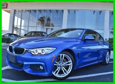 BMW 4-Series 428i Convertible ~~~ SULEV ~~~ Must see ~~~ 2014 428i Used Turbo 2L I4 16V Automatic RWD Convertible Premium