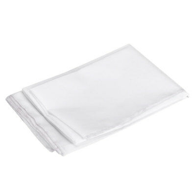 Soft Projector Curtain Projection Screen Polyester Taffeta White Portable