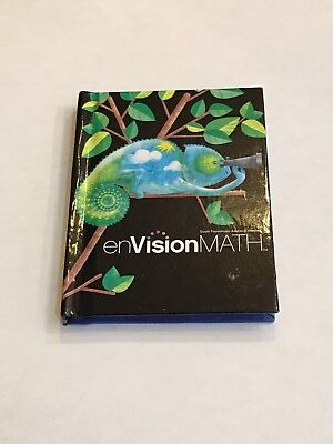 "American Girl 18/"" Doll Retired EnVision Math Book ONLY"