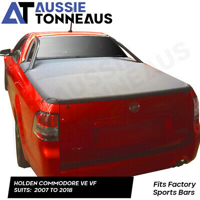 Holden Commodore VE VF 2007 to 2018, Sports Bar Clip On Ute Tonneau Cover