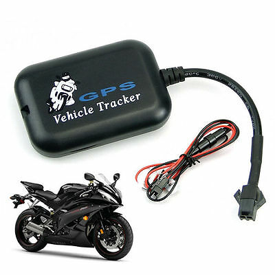 Real Time GPS Tracker GSM/GPRS Tracking Tool for Car Vehicle Motorcycle Bike NEW
