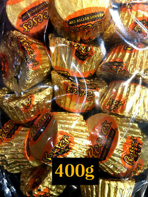 USA Reese's Peanut Butter Cup Miniatures 400g bag - Reeses