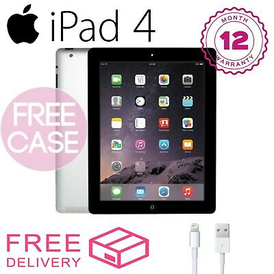 Apple iPad 3rd Generation - 16GB, 32GB, 64GB - 12 Months Warranty (*)