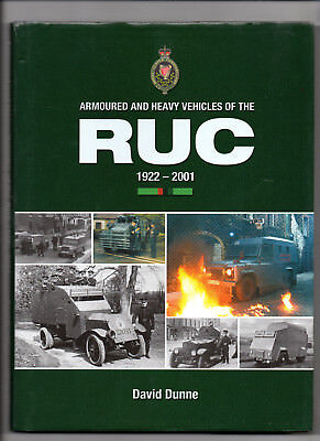 Armoured and Heavy Vehicles of the RUC (Royal Ulster Constabulary)