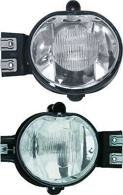 PAIR (2) LEFT AND RIGHT FOG LIGHTS LAMPS fits 02-08 DODGE RAM 1500 2500 3500