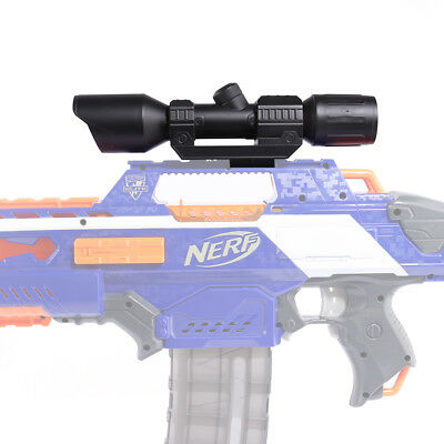 Modified Part Front Tube Sighting Device for Nerf Gun Toy Children Sports