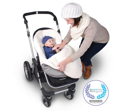 Cuddle bag with head hugger - stroller & car seat cover