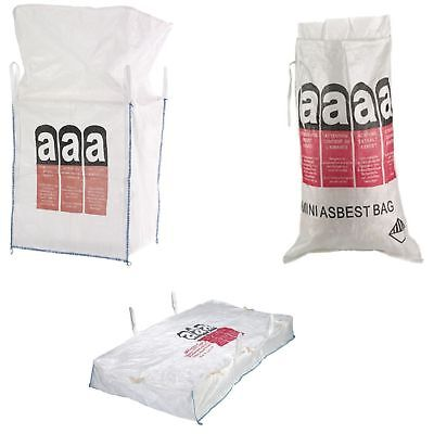 Platten Big Bag Asbest Bag Entsorgungs Mini Bag Plattenbag Asbestbag