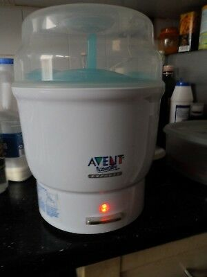 AVENT NATURALLY EXPRESS 500w  Closer to Nature Electric Steam Steriliser 042A