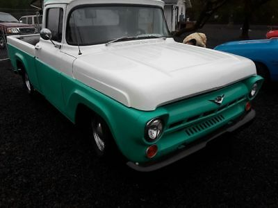 1957 Ford F-100  1957 ford truck