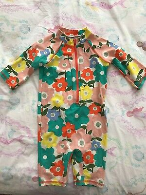 Baby Mini Boden Surf Suit Swim Suit 2-3