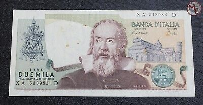 Italy- 2000 lire- 1983- REPLACEMENT