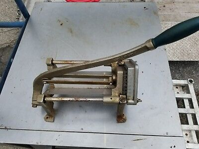 Volrath French Fry Cutter / Potato Cutter Commercial Grade
