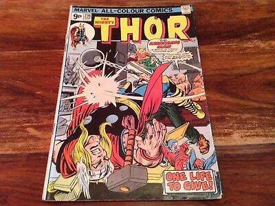 The Mighty Thor (Vol 1) #236 Marvel comics 1975